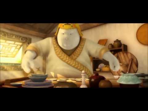 Legend of Kung Fu Rabbit, Fu cooking