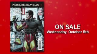 Marvel NOW! Titles for October 5th.