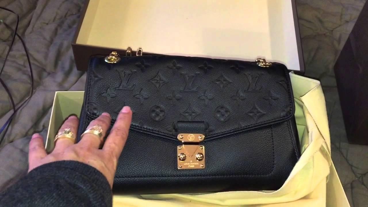 Unboxing Louis Vuitton St Germain PM