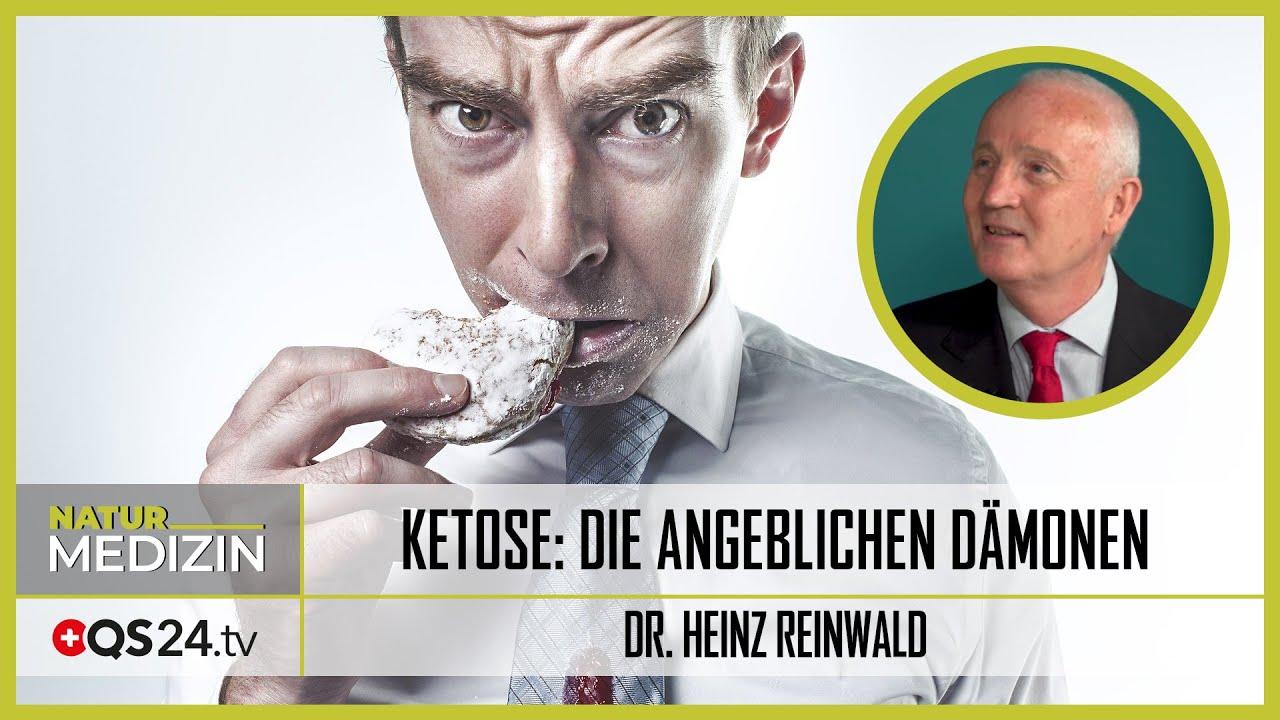 Ketose: die Dämonen des Fastens aus Sicht der Schulmedizin | Dr. Heinz Reinwald | QS24