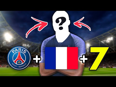 GUESS THE PLAYER: CLUB + NATIONALITY + JERSEY NUMBER | QUIZ FOOTBALL 2021