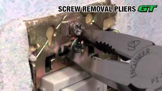 Screw Removal Pliers GT