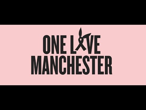Ariana Grande - Live at One Love Manchester 2017 (Remastered) [HD]
