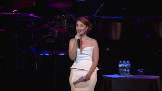 Sierra Boggess sings You'll Never Know