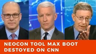 Стивен Коэн рвёт на части русофобского пропагандиста на CNN