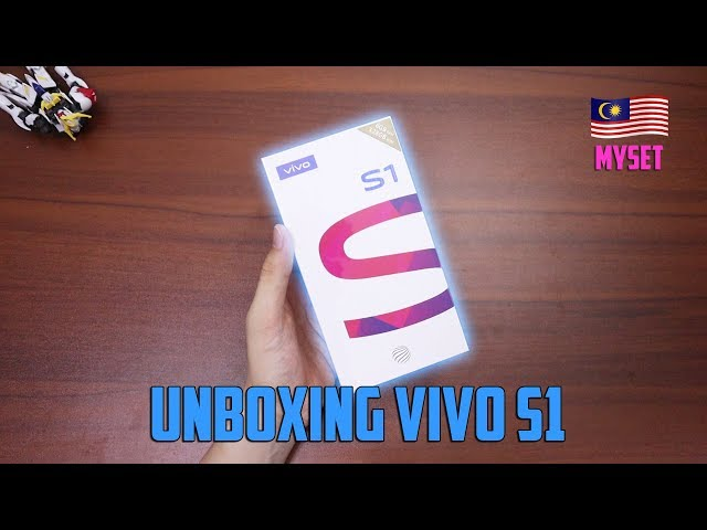 Phone Vivo Yang Tak Mengecewakan! / Unboxing Vivo S1 (Malaysia)