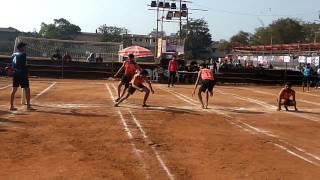 kgce karjat vs dkte ichalkaranji   kho kho match   coep   zest 2017