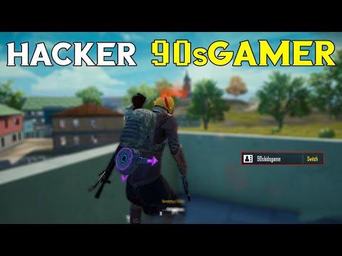 DP28 Hacker Vs AKM Hacker On PUBGMOBILE