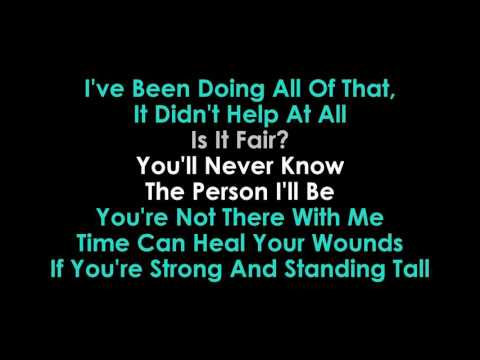 Lukas Graham   You're Not There  karaoke