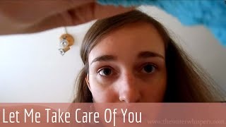 ASMR Soft Spoken - Caring Nurse Role play