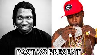Black Dot - Past Vs Present: Hip-Hop Comparisons / Old School Emcees Pt.4 (Full Video)