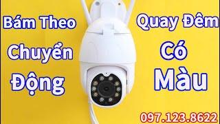 Camera Yoosee 3.0 Quay Đêm Có Màu Tự Động Bám Theo Chuyển Động Khi Có Vật Di Chuyển giá Rẻ 699K