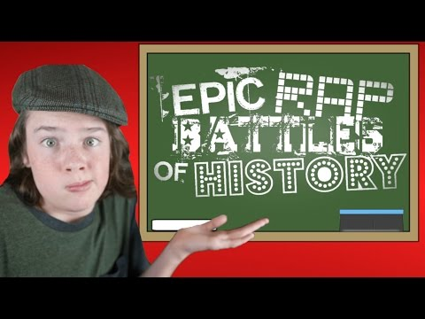 How Epic Rap Battles Can Be Used to Teach History!