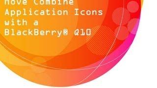 BlackBerry Q10 : Icons