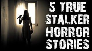 5 TRUE Disturbing & Creepy Stalker Horror Stories from Reddit   (Scary Stories)