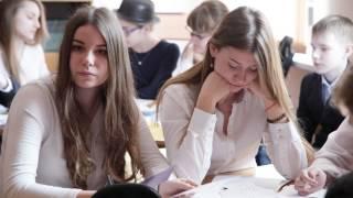 Видеофрагмент урока литературы в 9Д классе. Одинцовский лицей №6 учитель Горюнова Т.А.