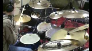 roennel - Guano Apes - Storm | Drum [ Random new Cymbaltesting;) ]