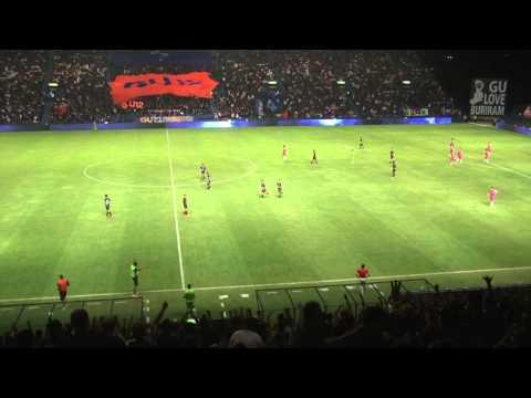 บรรยากาศการแข่งขัน บุรีรัมย์ ยูไนเต็ด 2-1 ชัยนาท FC (FA CUP R.32 )