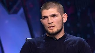 Khabib Nurmagomedov thinks UFC rigged the Bus Attack in NY, explained why he jumped over the cage