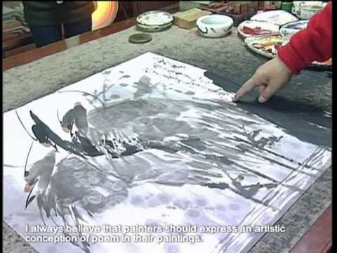 Interview with Chinese Ink Painting Artist Lu Dayou