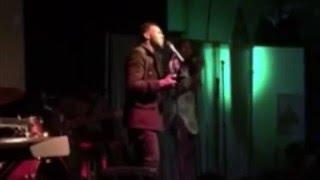 Darrel Walls & Jalisa Faye singing Maintain by Jonathan McReynolds & Chantae Cann