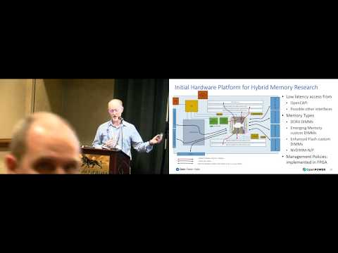 OpenPOWER Summit US 2018: Hybrid Memory Platform