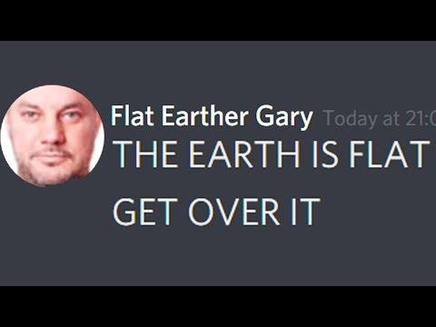 FLAT EARTH DISCORD