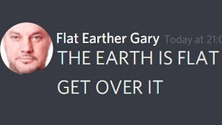 FLAT EARTH DISCORD SERVERS
