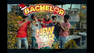 Bachelor New Year party ll 31st special ll Bangla funny 2k19 ll Munshiganj guyz