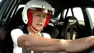 Helen Mirren | Interview & Lap |  Top Gear