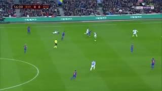 FC BARCELONA VS REAL SOCIEDAD [2017] FULL MATCH HIGHLIGHTS