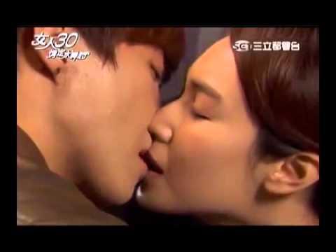 Danson & xiao xun kiss7