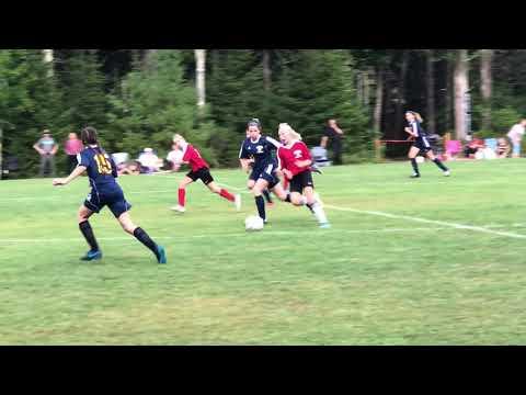 Camden-Rockport at Medomak middle school soccer