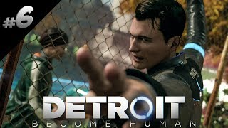 Detroit: Become Human PL #06 - POŚCIG!