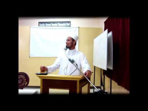 """Heart Talk - """"The Fatwa on Facebook And the Tafseer of Twitter"""" By Sheikh Arkam Nooramith"""