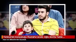 Sinem Gedik'in İntizar Ile Eşcinsel Görüntülerini Dava Dosyasına Koyan Mustafa Ceceli Tatilde...