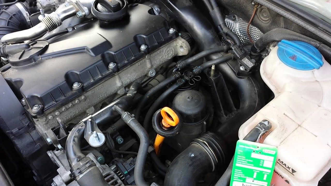 Audi A4 B7 Turbo Pfeifen