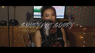 Demi Lovato - Sorry Not Sorry (Cover By Krystina Yso)