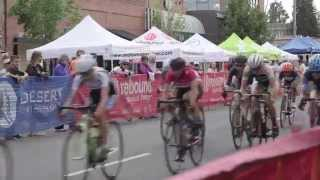 Cascade Cycling Classic: Criterium