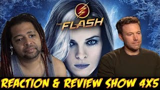 "The Flash Season 4 Episode 5 Reaction & Review Show (""Girls Night Out"")"