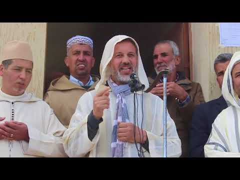 صدقة مسجد بوشيح بجماعة اولاد داود أزخانين