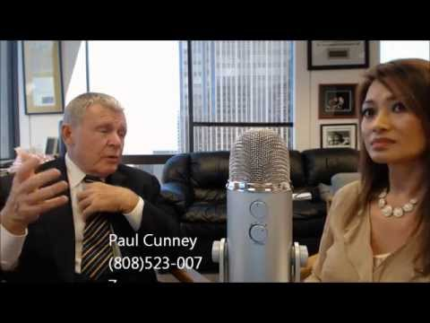 PAUL CUNNEY Hawaii DUI Attorney Podcast Episode #3 PART 2 Legal Advice in Paradise