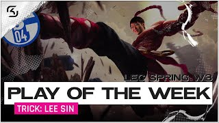 PLAY OF THE WEEK: TRICK LEE SIN OTP | THE GERMAN DERBY | SK LEC