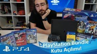 PS4 500GB Özel Paketini Açtık!(, 2017-05-04T18:01:59.000Z)