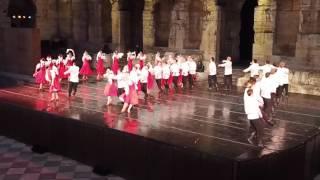 ГААНТ имени Игоря Моисеева. Концерт в Афинах.