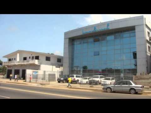 Liberia Monrovia on the rise(2015)
