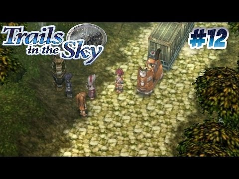 The Legend Of Heroes: Trails In The Sky - Part 12 - Bose Region