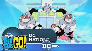 Teen Titans Go | Double Trouble!