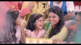 Tanjara Badam Drink Mix TV Commercial - Tamil