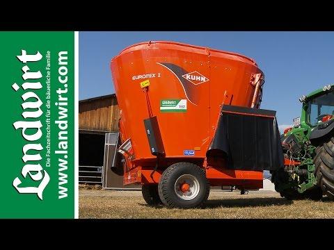 Kuhn Futtermischwagen Euromix I 1070 | landwirt.com